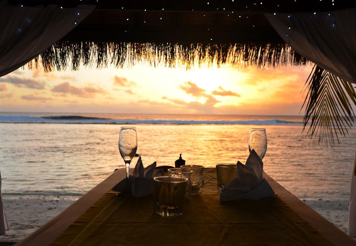 Private Dinner in Mykonos