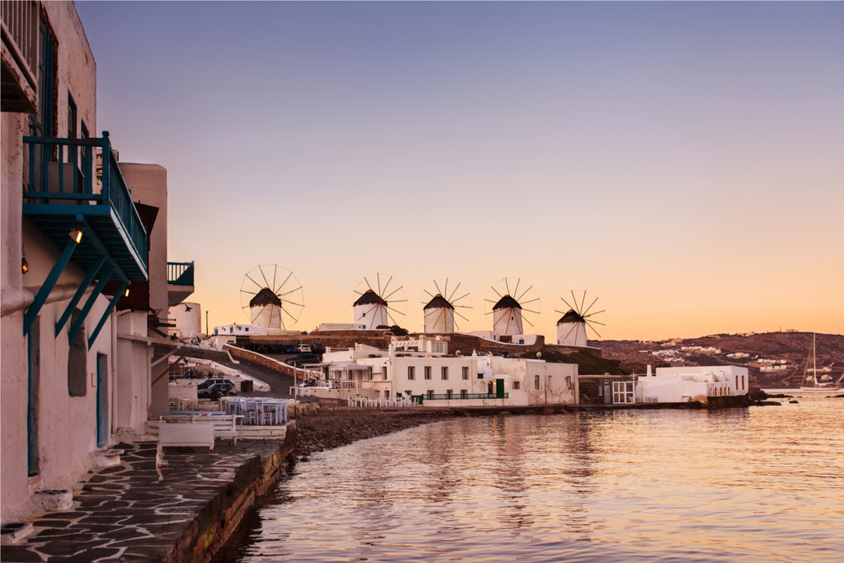 Catering for Corporate Events in Mykonos